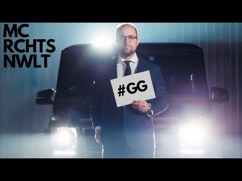 MC RCHTSNWLT - #GG feat. Politessensohn & Adrian Planitz (Happy Birthday, Grundgesetz!)