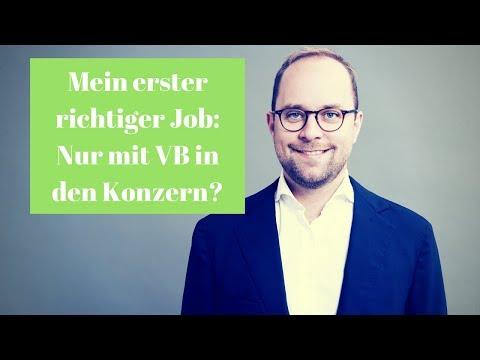 Jura | Unternehmensjurist im Konzern | Mein erster Job nach dem Jurastudium