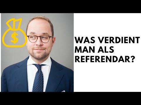 Referendariat Jura Gehalt | Was verdient man als Referendar?