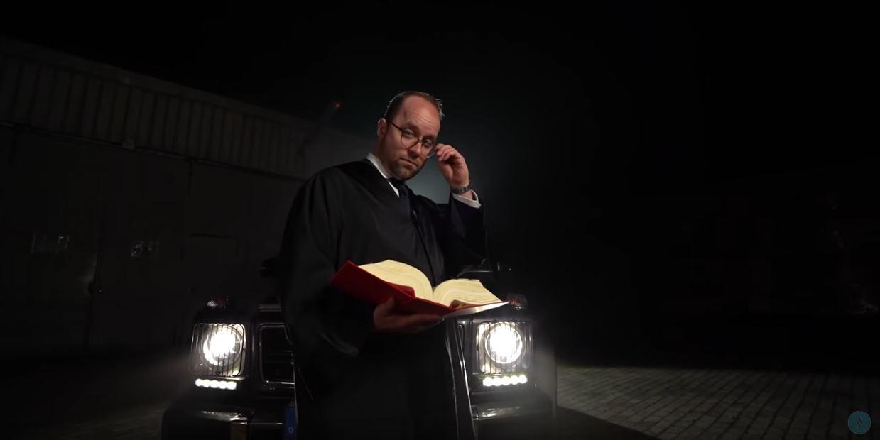 Grundgesetz Song Dominik Herzog